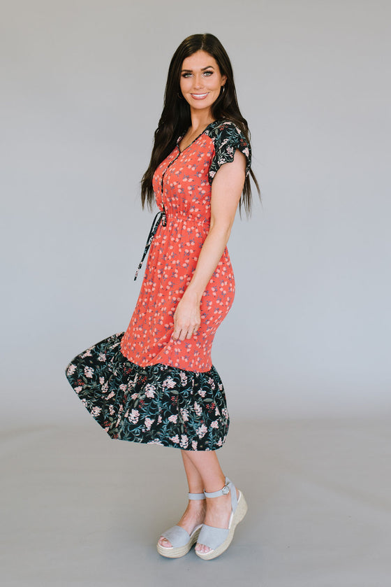 SAMMY MIDI DRESS