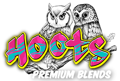 Hoots Premium Blends E-liquids 60ml