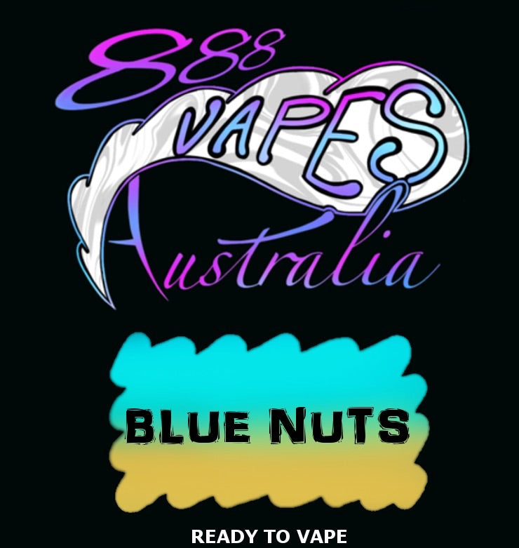 Blue Nuts e-juice