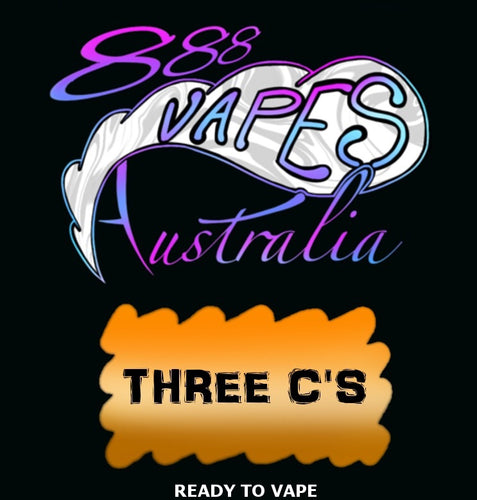 Three C's e-juice