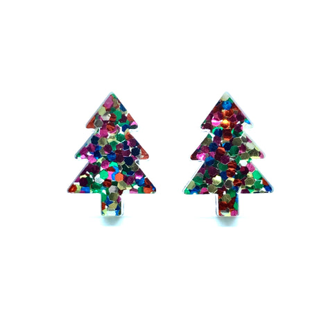 Confetti Christmas Trees 🎄