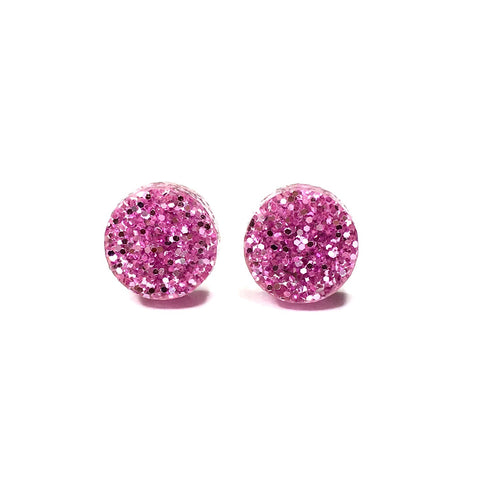 Mini Sparkle Studs - 7 Colours Available