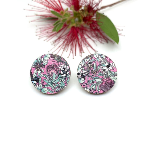 Native Floral - STUDS