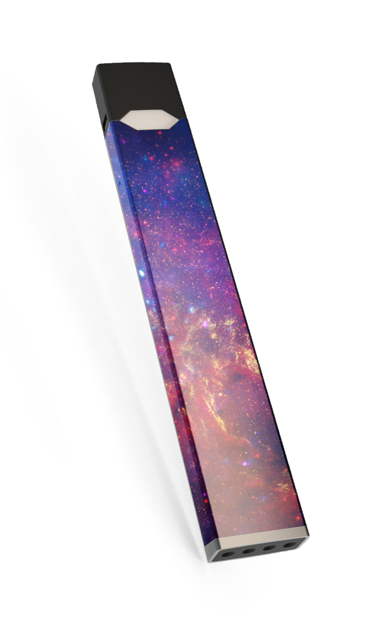 Blue and Purple Space Dark Matter Juul Skin