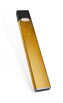 Shiny Gold Chrome Juul Skin