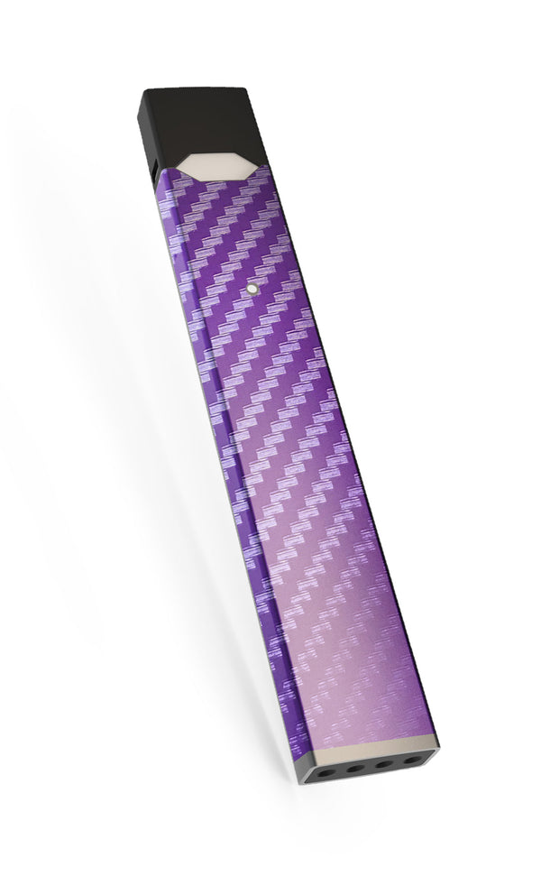Purple - Carbon Fiber JUUL Skin