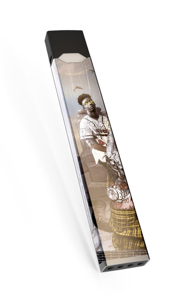 Rockstar (Post Malone x 21 Savage) - The Iconic Collection Skin for JUUL® Device