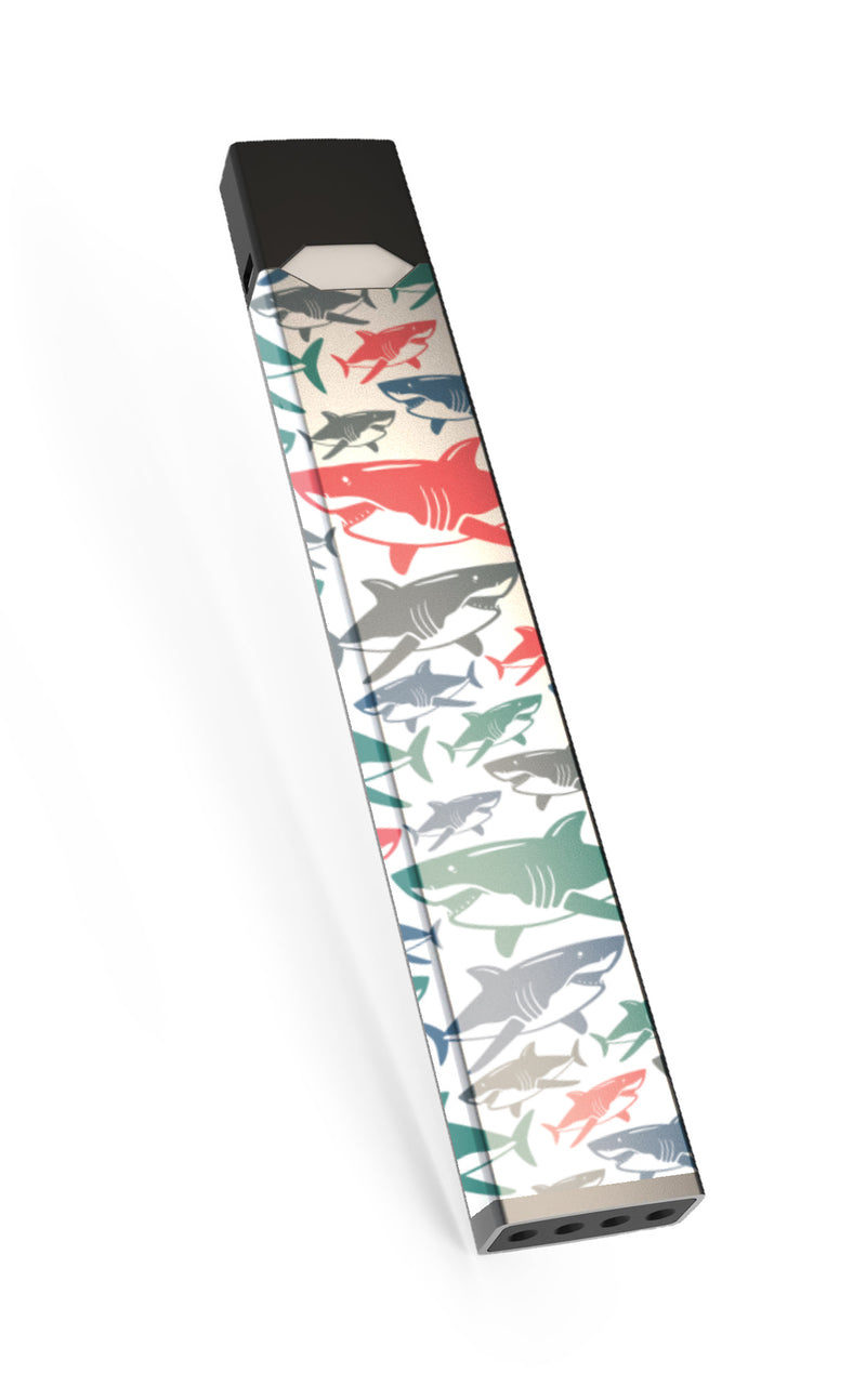 Sharks - Graphic Skin for JUUL® Device