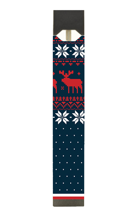 Ugly Christmas Sweater - Graphic Skin for JUUL