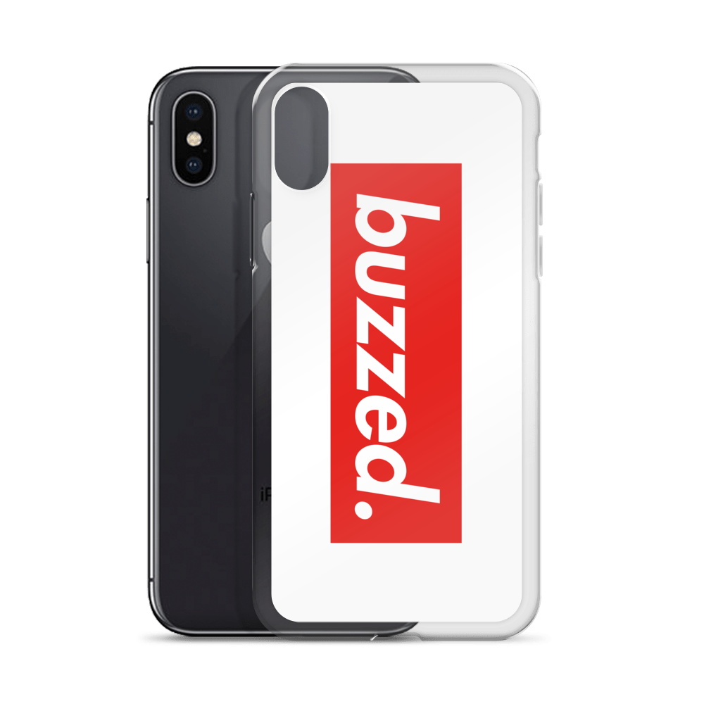 Buzzed - iPhone Case