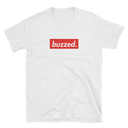 buzzed. - Box Logo Tee