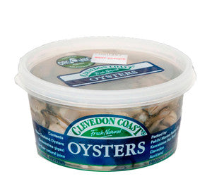 Pot - One Dozen Premium Shucked Oysters