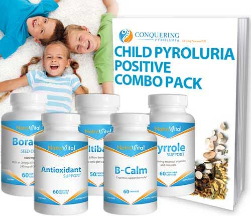 Conquering Pyroluria - information and health solutions for