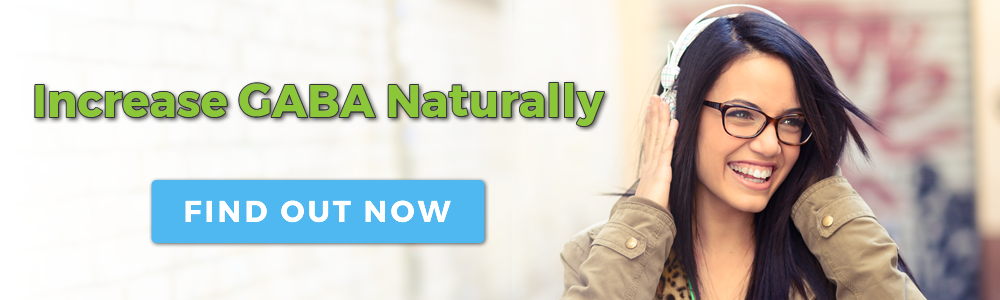 Increase GABA Naturally Promotional Banner
