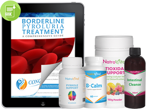 Borderline Pyroluria Combo Pack