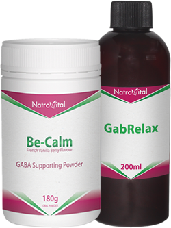 NatroVital GABA Support Powder Pack