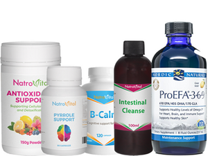 Positive Pyroluria Supplement Pack