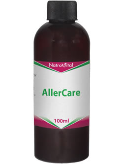 NatroVital AllerCare 100ml Herbal Tonic