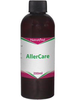 NatroVital AllerCare 200ml Herbal Tonic