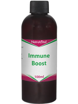 NatroVital Immune Boost 100ml Herbal Tonic