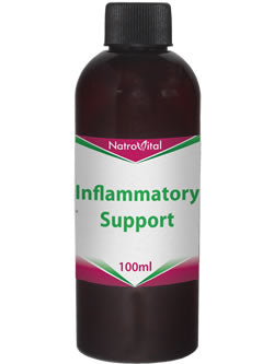 NatroVital Inflammatory Support 100ml Herbal Tonic
