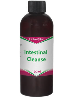 NatroVital Intestinal Cleanse 100ml Herbal Tonic