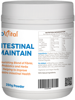 NatroVital Intestinal Maintain 250g Powder