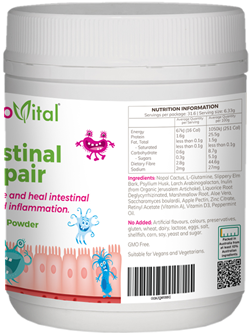 NatroVital Intestinal Repair 200g Powder