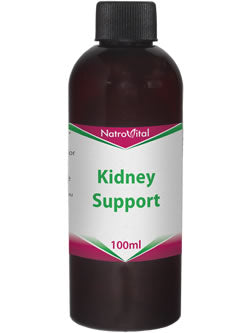 NatroVital Kidney Support 100ml Herbal Tonic