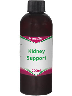 NatroVital Kidney Support 200ml Herbal Tonic