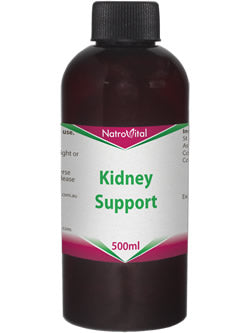 NatroVital Kidney Support 500ml Herbal Tonic
