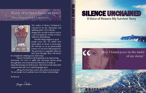 Silence Unchained The Book (Pre-Sale)