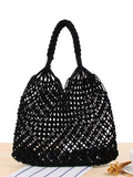ByChicStyle 3 Color Handmade Crochet Bohemia String Bag