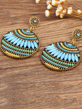 ByChicStyle 4 Colors Fashion Bohemia Hollow Earrings