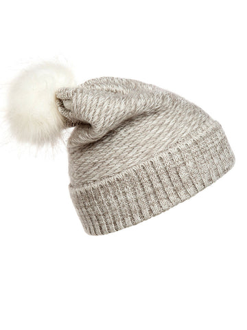 Streetstyle  Casual Winter Knit Beanie Hat