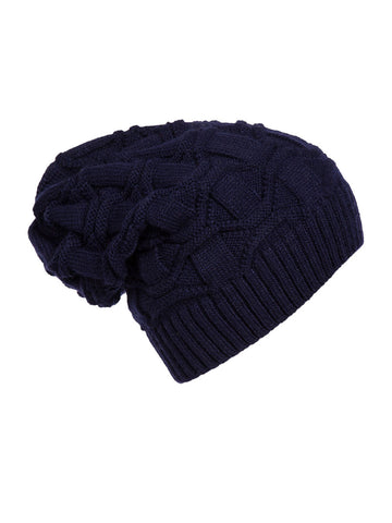Streetstyle  Casual Warm Winter Knit Beanie Hat