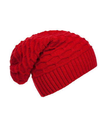 Casual Winter Knitting Warm Beanie Hat