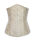 ByChicStyle Lace-Up Single Breasted Printed Corset - Bychicstyle.com