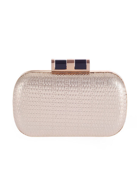 Two Way Plain Box Clutch - Bychicstyle.com