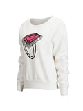 ByChicStyle Trendy Round Neck Diamond Ring Printed Sweatshirt - Bychicstyle.com