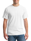 ByChicStyle Casual Plain Basic Men's Short Sleeve T-Shirt