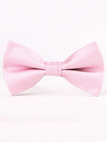 Candy Color Double-Deck Satin Fashion Bow Tie For Men - Bychicstyle.com