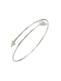 Streetstyle  Casual Adjustable Arrow Bracelet
