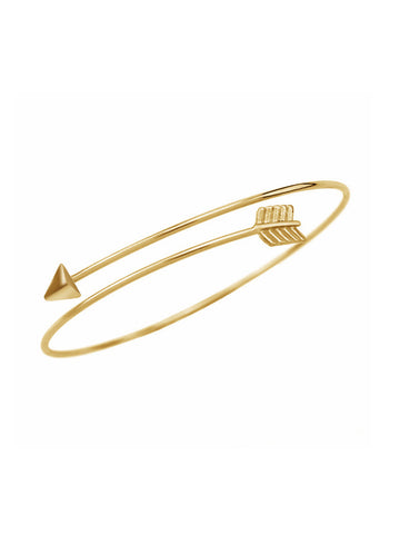 Casual Adjustable Arrow Bracelet