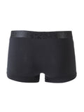 ByChicStyle Casual Embossed Elastic U Convex Pouch Boxer Briefs For Man