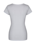 ByChicStyle Brief Designed Letters Printed Short Sleeve T-Shirt - Bychicstyle.com