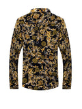 ByChicStyle Casual Distinctive Printed Regular Fit Men Shirt