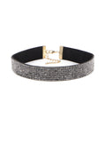 ByChicStyle Full Of Diamond Rhinestone Choker Necklace - Bychicstyle.com