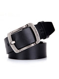 ByChicStyle Fashion Business Casual Mens Retro PU Leather Pin Buckle Belt - Bychicstyle.com