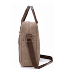 ByChicStyle Mens Canvas Casual Multifunctional Crossbody Handbag - Bychicstyle.com